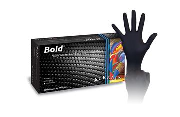 Bold Nitrile Gloves