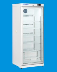 10 cuft Economy Glass Door Refrigerator