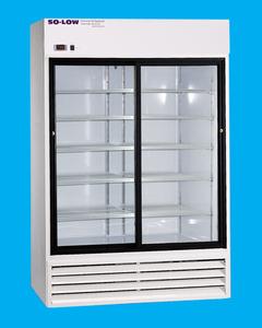 38 cuft. Glass Door Refrigerator