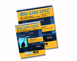 Blu-Lite™ UHC Autoradiography film, 5x7in
