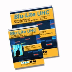 Blu-Lite™ UHC Autoradiography film, 8x10in