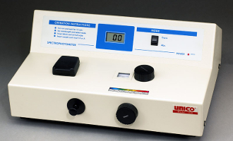 Spectrophotometer 20nm Bandpass
